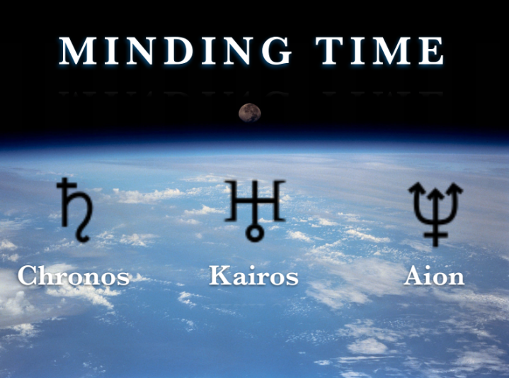 Minding Time, Chronos, Kairos, Aion