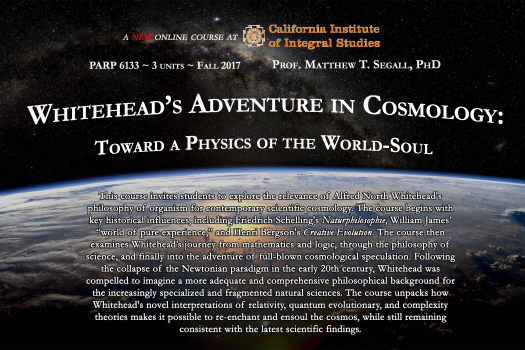 whiteheads adventure in cosmology flyer