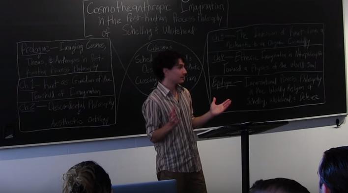 Dissertation Defense at CIIS on 3 7 2016   YouTube