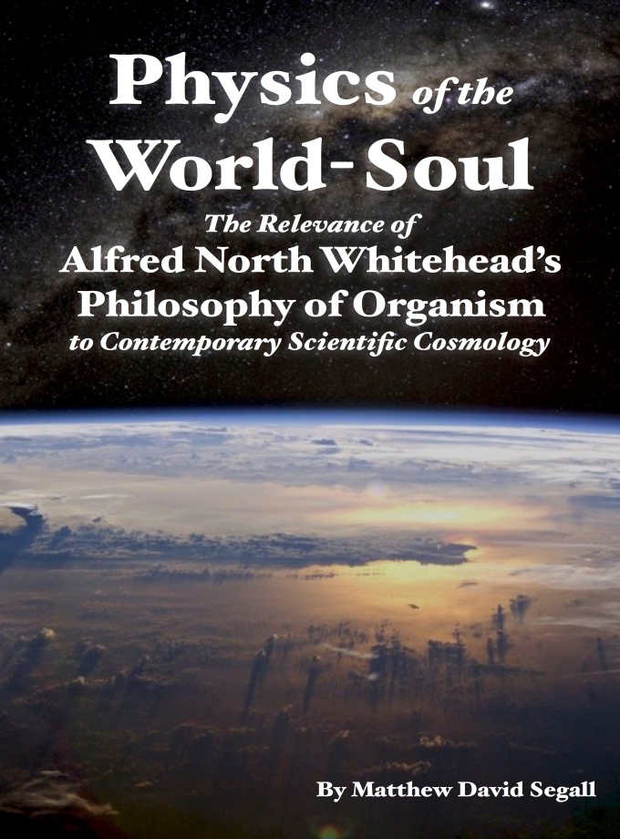 Physics of the World-Soul, second edition cover
